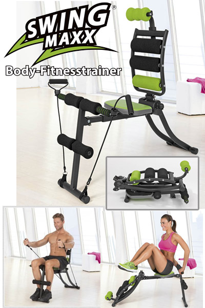 Swing Maxx Body Fitness Trainer